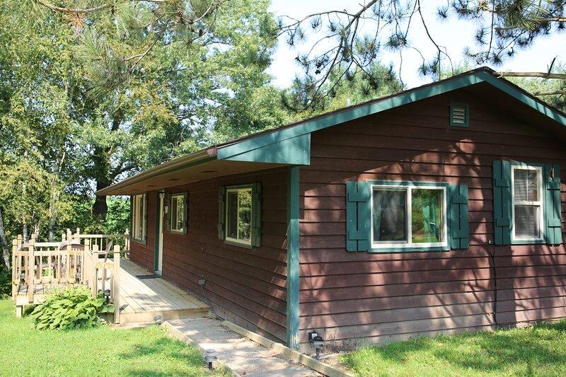 The Lakeside Ranch Home – semesterbostad i Tomah