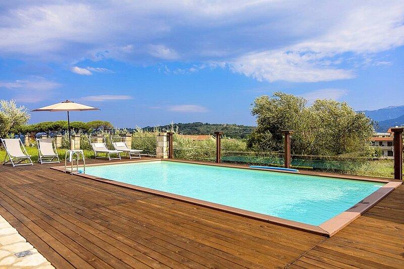 Villa Celestina, holiday rental in Solopaca