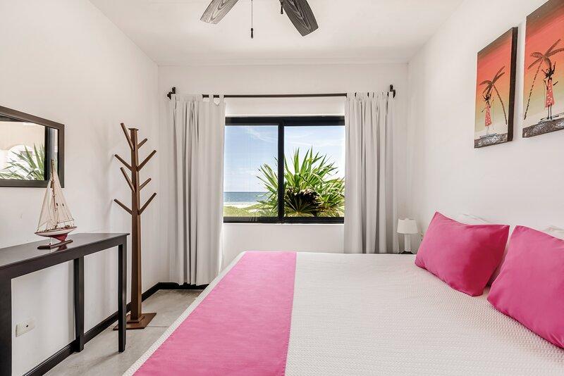 Apartment with ocean view in Puerto Morelos, holiday rental in Puerto Morelos