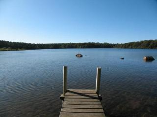 Waterviews of Lower Mill Pond with private dock - BR0126, Brewster