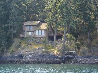Channel House on San Juan Island, Friday Harbor
