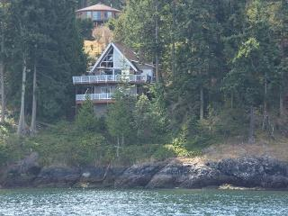 Washington Way Chalet on San Juan Island, Friday Harbor
