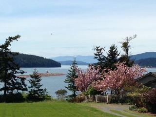 Lopez Island Beachfront -  A Great Family Vacation Home! Dog friendly, too!
