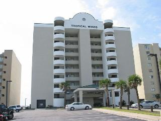 Tropical Winds 503 ~ Relaxing Beachfront Accommodations, Gulf Shores