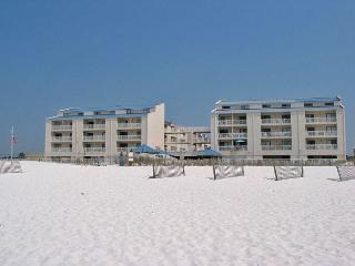 Sugar Beach 379 ~ Relaxing Beachside Condo, Orange Beach