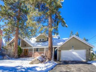 Enjoy Spectacular Views of Lake Tahoe from Large Home ~ RA771, South Lake Tahoe