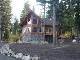 Elegant three level home with Spring Mountain Amenities., McCall