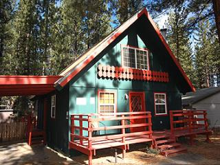 3373 Cape Horn Road, South Lake Tahoe
