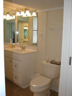 bathroom ground level