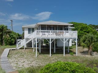 Ballentine - Classic Beach Front Home With 5 Star Sunset Views, Edisto Island