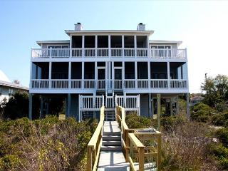 Pelican Pass - Beach Front Duplex w/ Sunset Views, Linens, & More