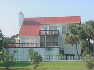 Pop Pop's Place - Ocean Views, Screened Porch, Isla de Edisto