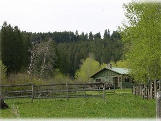 Brackett Creek Cabin