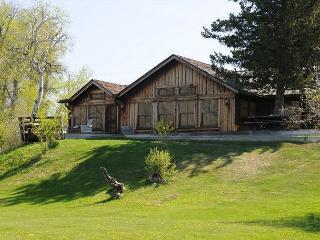 Boulder River Cabin, McLeod