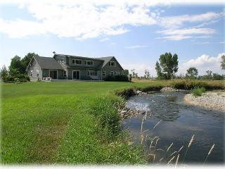 River's Bend Retreat, Bozeman