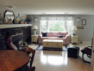 SPACIOUS ROOMS AND VIEWS OF SEYMOUR POND IN THIS HARWICH VACATION HOME!