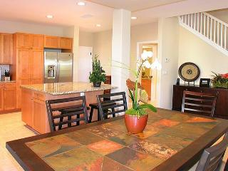 Nihilani 10C: Superb and spacious vacation town home, Princeville