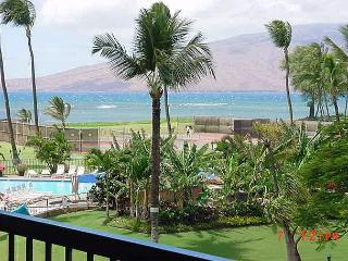 Maui Sunset 312B ~ 1 Bedroom, 2 Bath, Full Kitchen, Ocean View!, Kihei