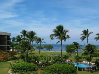 Book it!  Maui Sunset 409A Recent remodel with full kitchen and ocean view!