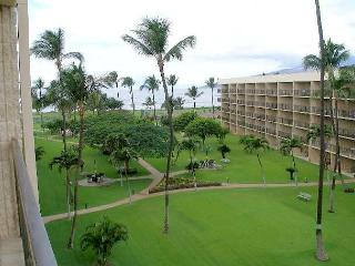 Special!  Maui Sunset 502B, 1 BR, 2 BA  with Partial Ocean View