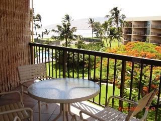 Book now!  Maui Sunset 412B Remodeled with full kitchen and ocean views