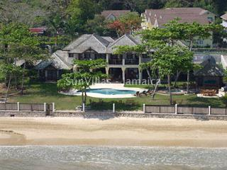 Malatai - Ocho Rios 6 Bedroom Beachfront