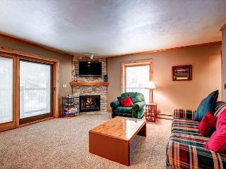 Double Eagle Living Room Breckenridge Ski-in Lodging