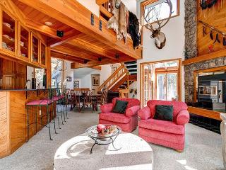 High Point House Main Level Great Room Breckenridge Lodging
