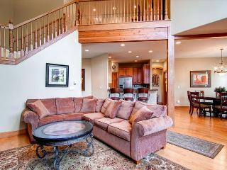 Canny Lodge Townhome Hot Tub Frisco Colorado House Rental