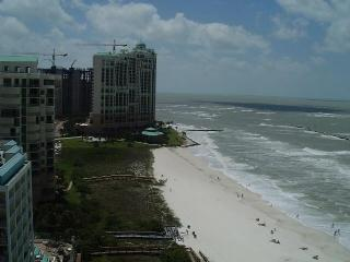 Glorious Balcony views of Shimmering Gulf of Mexico Beach Await You !, Isla Marco