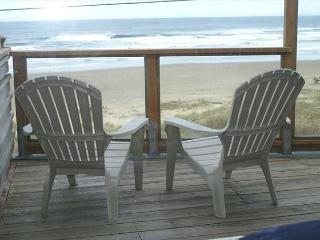 NEAHKAHNIE ~ MCA# 685AB-GF~Ocean front home with spectacular panoramic views!