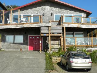 SALISH  ~ MCA# 685AB-GF ~ Cozy oceanfront home with spectacular views!
