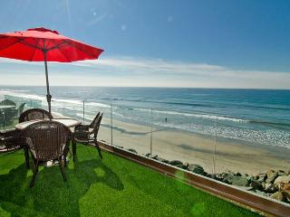 Oceanfront Rental in Oceanside