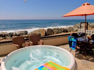 4br/4ba Luxury Oceanfront Condo, Patio, Spa, BBQ, P518-2, Oceanside