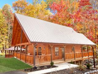 2 Bedroom Cabin with 2 master suites, Gazebo Hot Tub, Pool Table and Internet, Gatlinburg