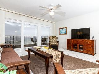 Condo #6003:UPDATED in JANUARY 2014 beachfront condo- WiFi,FREE BEACH SERVICE, Fort Walton Beach