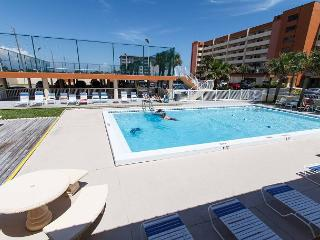 SD 603:VERY LARGE, RIGHT ON THE BEACH, 6th floor, FREE BEACH CHAIRS!BOOK NOW!