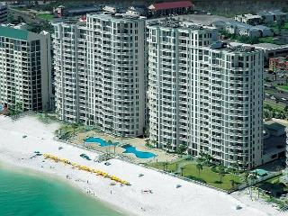 Silver Beach Towers 1102E w/ Free Bch Svc & Golf- Both Bedrms have Gulf View!, Destin