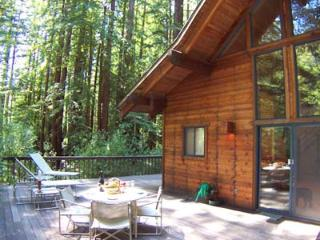 Austin Creekside Retreat, Cazadero