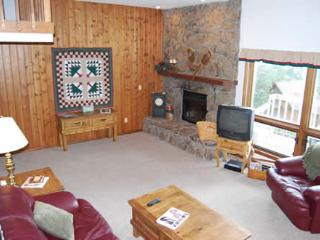 One of Two Living Rooms