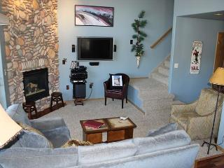TLB2 Charming Condo w/Wifi, Common Hot Tub, Mountain Views, Fireplace, Frisco