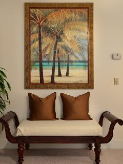 Grand Seascape K407 - Elegant Modern Tropical Decor Throughout