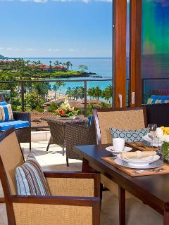 Regal Mandalay M511 - Wailea Beach View From The Indoor Dining Area