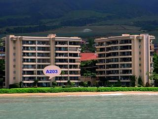 A203 Hololani Oceanfront  Resort