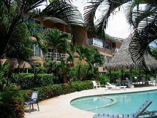 Beautiful beachfront 2bd condo, with views, a/c, full kitchen, BL25, Tamarindo