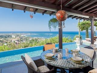 Luxury villa- views, infiniti pool, close to beach, shopping and dining, Tamarindo