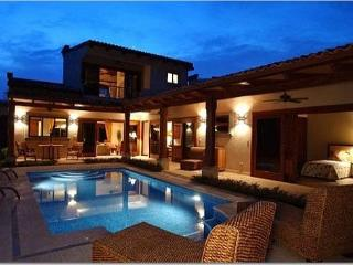 Luxurious and comfortable hacienda style home with private pool