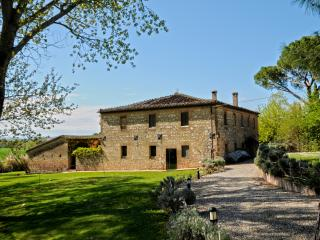 Charming Tuscany Farmhouse Walking Distance to town - Casa dei venti, Monteroni d'Arbia
