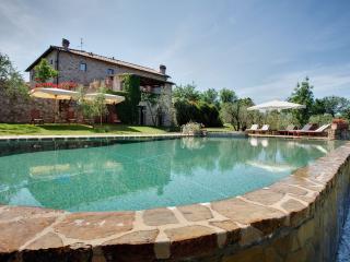 5 bedroom Villa in Strada in Chianti, Tuscany, Italy : ref 5247586