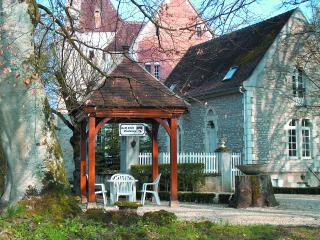 Chateau Rental in Burgundy, Voutenay sur Cure - Chateau Agnes, Avallon